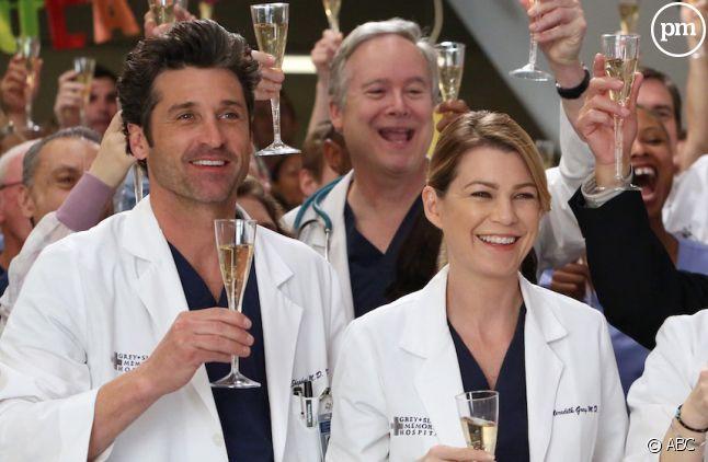 """Quelle audience pour le final de la saison 10 de """"Grey's Anatomy"""" ?"""