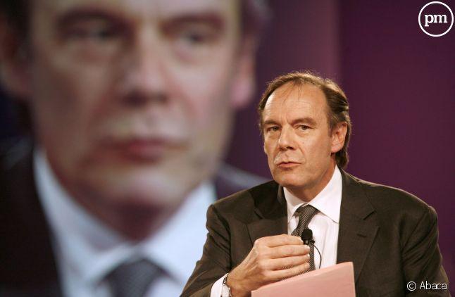 Xavier Couture, en 2008.