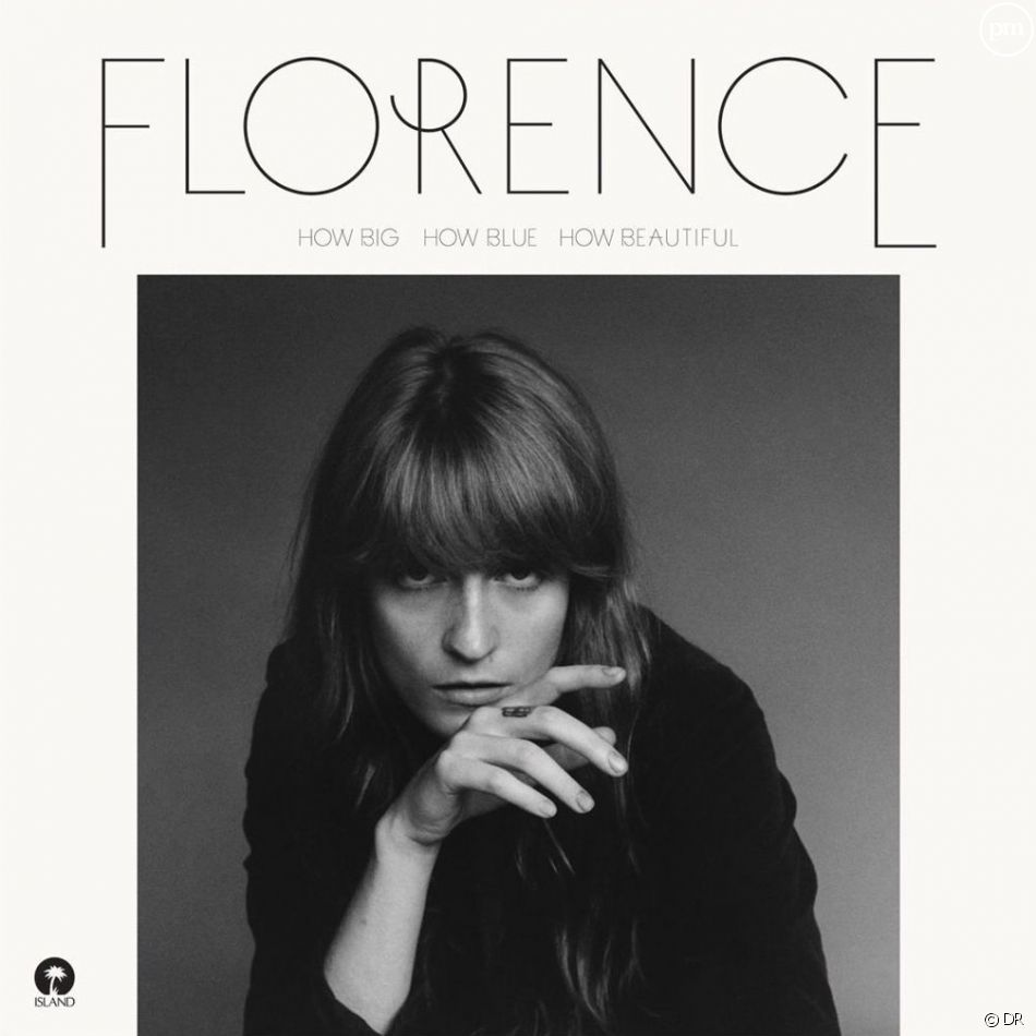 "1. Florence + the Machine - ""How Big, How Blue, How Beautiful"""