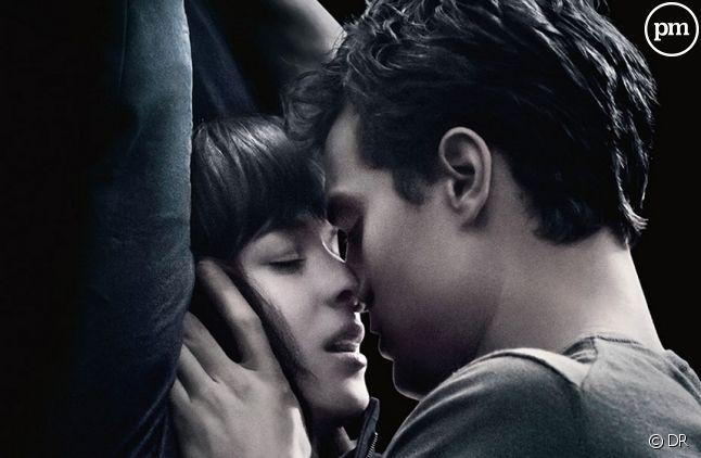 """Affiche du film """"Cinquante nuances de Grey"""""""