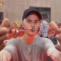 Justin Bieber s'en prend en direct au réalisateur d'une émission :