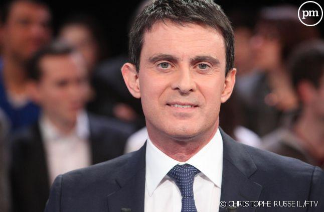 Manuel Valls, en février 2014.