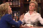 "Hillary Clinton face à sa parodie dans ""Saturday Night Live"""