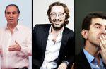 """Pigasse, Niel et Capton (""""C à vous"""") lèvent 500 millions d'euros pour racheter des médias"""