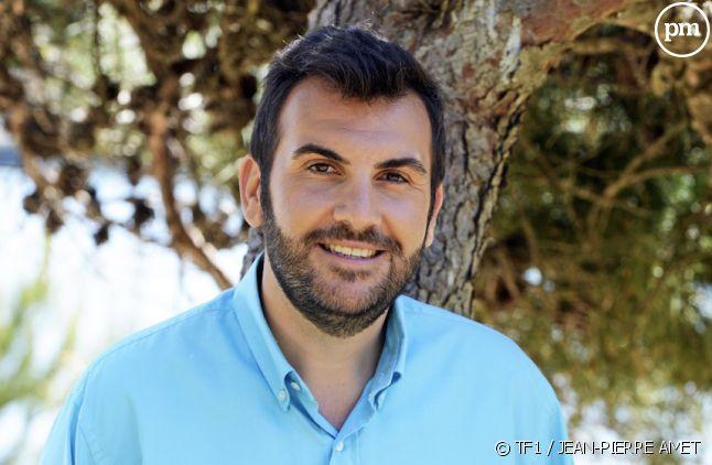"""Laurent Ournac va co-animer """"Danse avec les stars"""""""