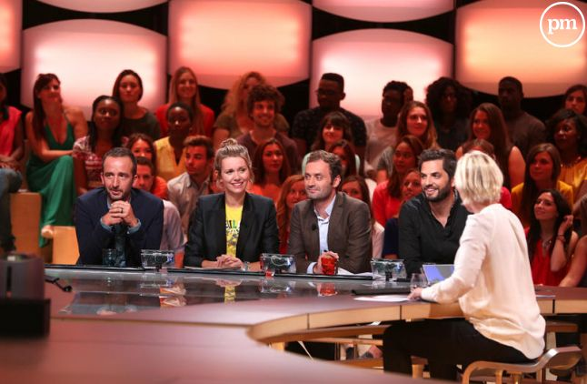 """""""Le Grand Journal"""" de Canal+."""