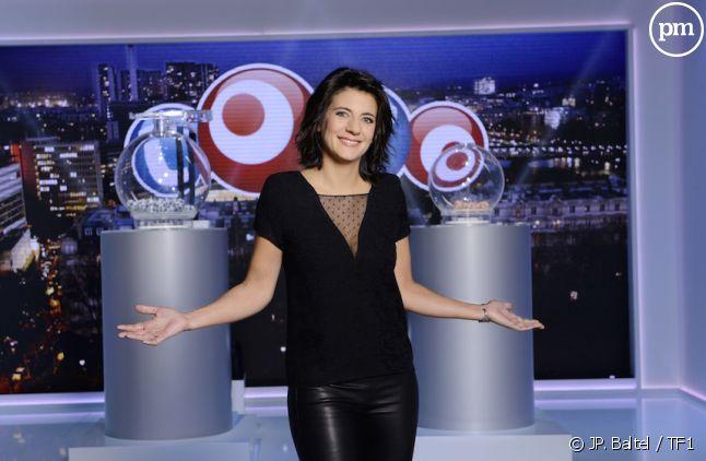 Estelle Denis et TF1 se séparent