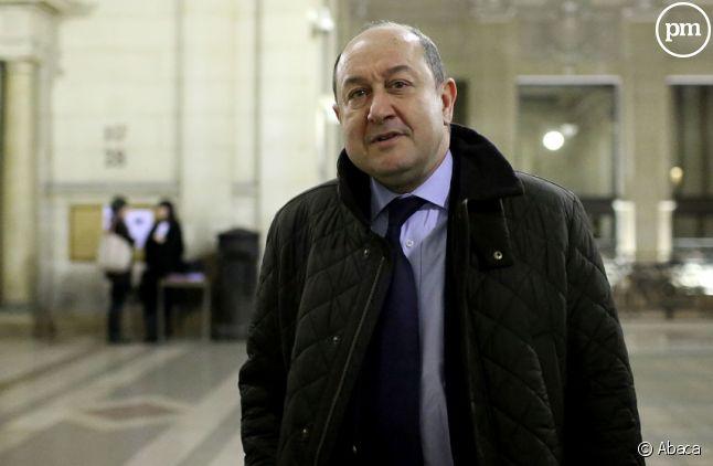 Bernard Squarcini, l'ancien patron de la DCRI