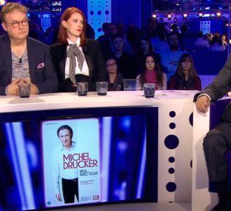 Michel Drucker revient sur son amitié avec Michel Delpech