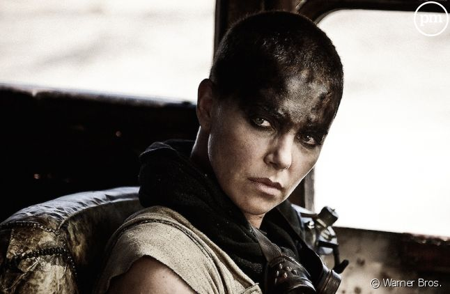 "Charlize Theron dans ""Mad Max : Fury Road"""