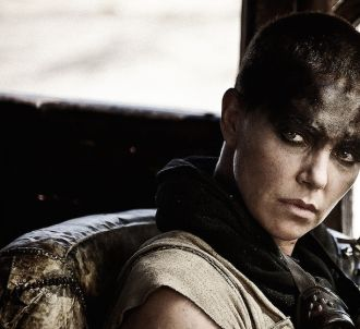 Charlize Theron dans 'Mad Max : Fury Road'