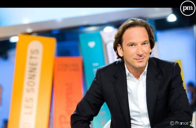 """François Busnel quitte le groupe """"L'Express"""""""