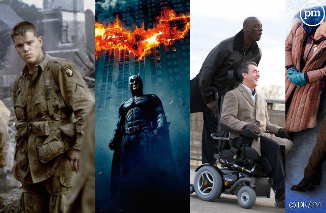 Les meilleurs films de ces 25 dernières années