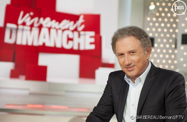 """""""Vivement dimanche"""" sur France 2"""