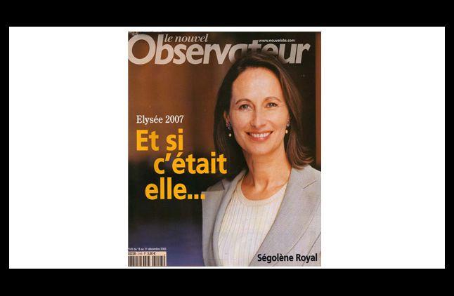 """""""Le Nouvel Observateur"""", en 2007."""