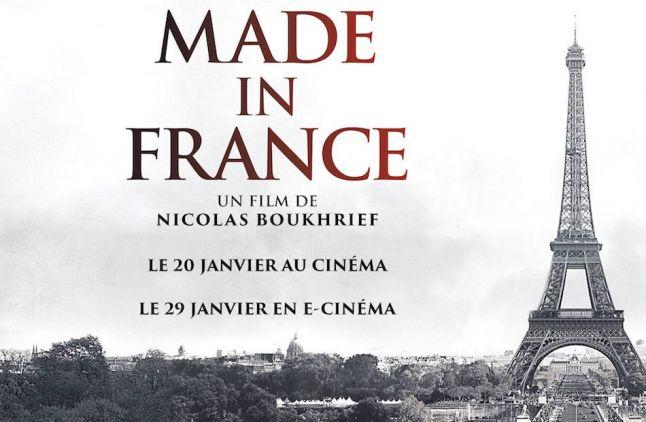 "L'affiche de ""Made in France"""