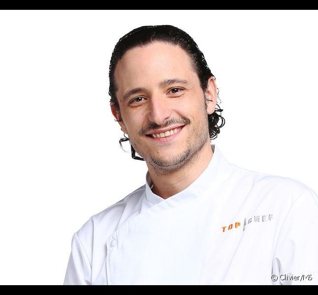 "Pierre Meneau, candidat de ""Top Chef"" 2016"
