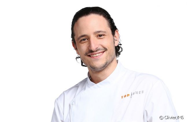 "Pierre Meneau, candidat de ""Top Chef"" 2016"