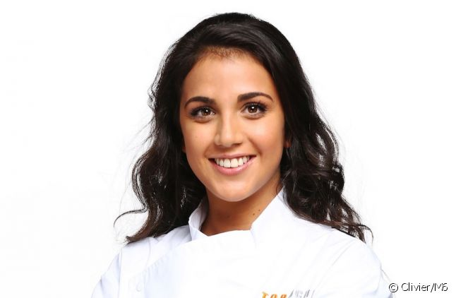 "Sarah Gade, candidate de ""Top Chef"" 2016"