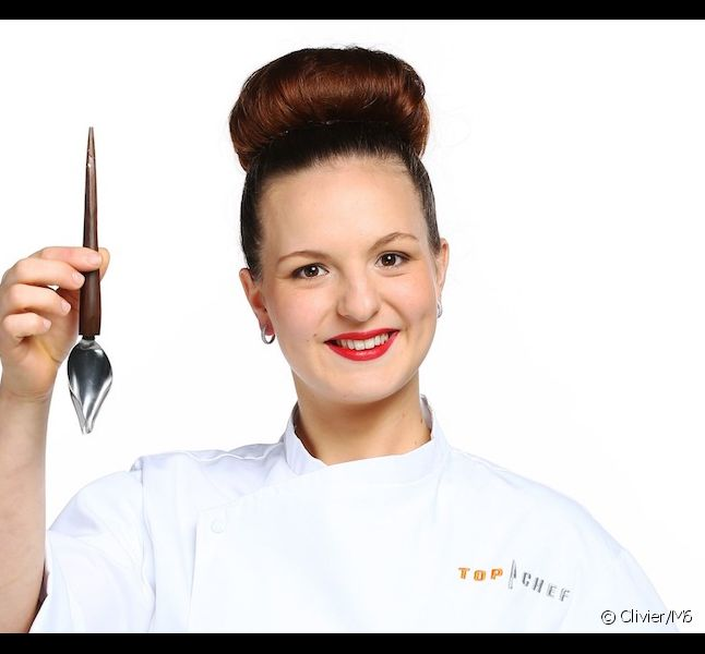 """Joy-Astrid Poinsot, candidate de """"Top Chef"""" 2016"""