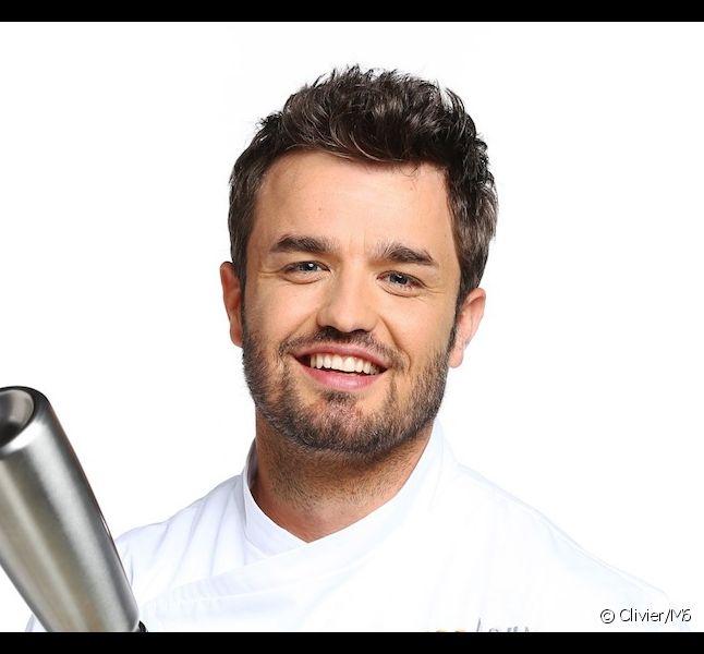 """Clément Torres, candidat de """"Top Chef"""" 2016"""