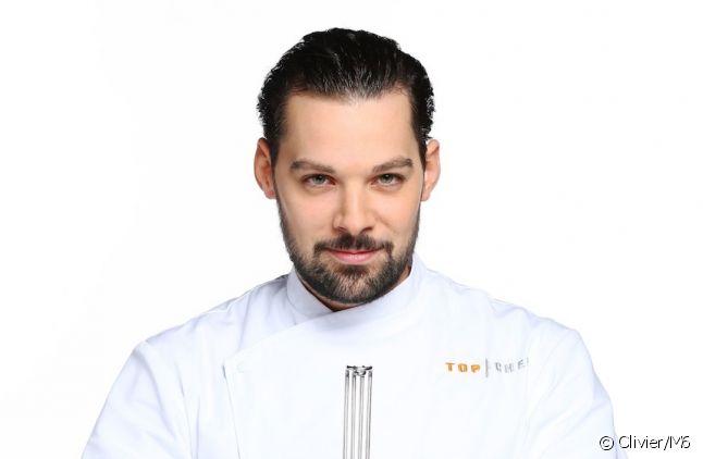 """Xavier Pincemin, candidat de """"Top Chef"""" 2016"""