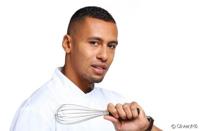 """Wilfried Graux, candidat de """"Top Chef"""" 2016"""