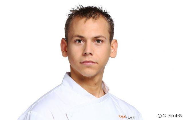 """Nicolas Seibold, candidat de """"Top Chef"""" 2016"""