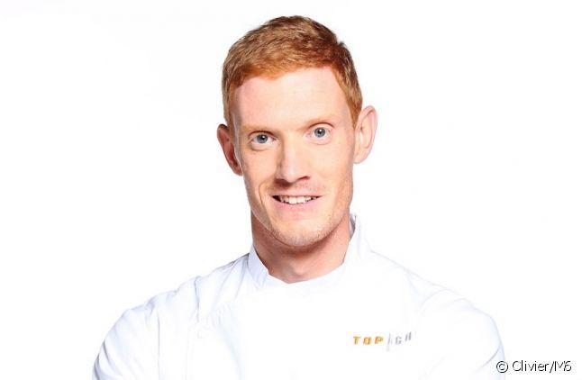 """Thomas Murer, candidat de """"Top Chef"""" 2016"""