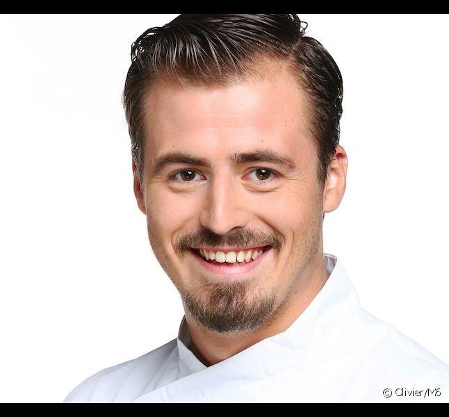 """Pierre Eon, candidat de """"Top Chef"""" 2016"""