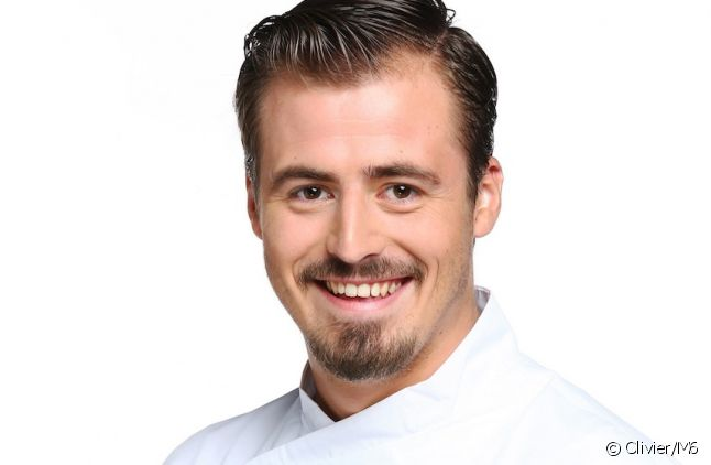 "Pierre Eon, candidat de ""Top Chef"" 2016"