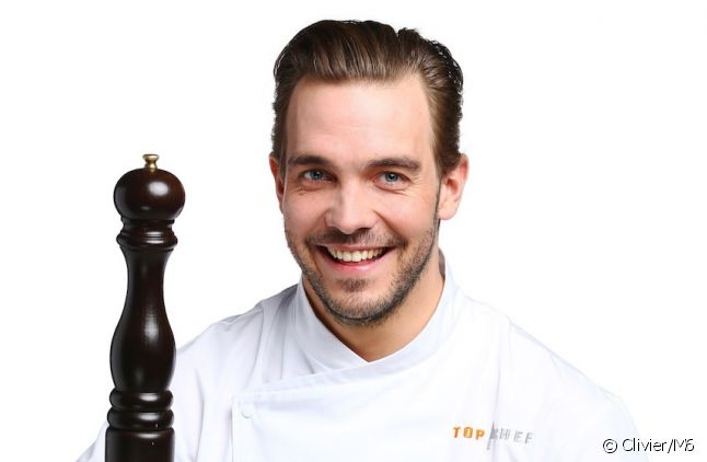 "Alexandre Moormann, candidat de ""Top Chef"" 2016"