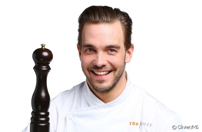 "Alexandre Moormann, candidat de ""Top Chef"" 2016"