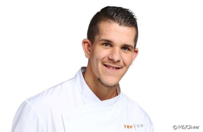 "Kevin Roquet, candidat de ""Top Chef"" 2016"