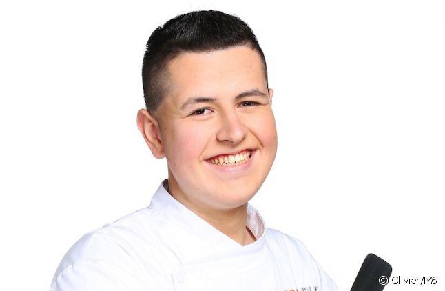 """Charles Gantois, candidat de """"Top Chef"""" 2016"""