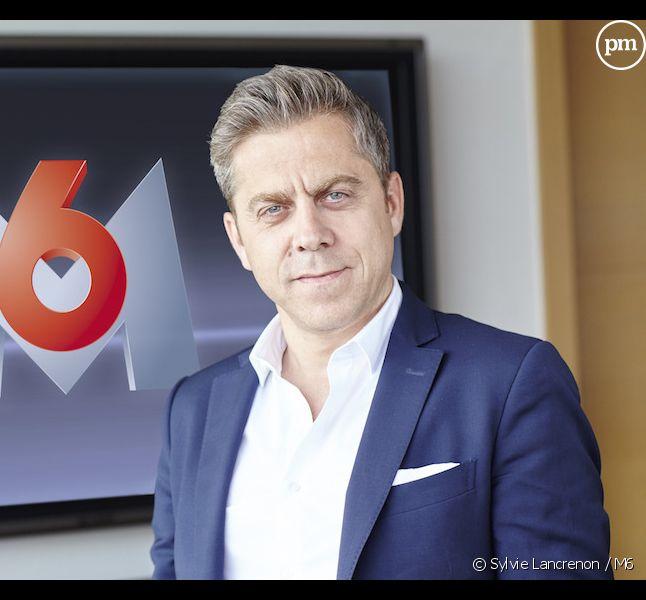Frédéric de Vincelles, le patron des programmes de M6