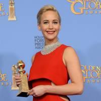 Golden Globes 2016 : Jennifer Lawrence s'en prend à un journaliste étranger