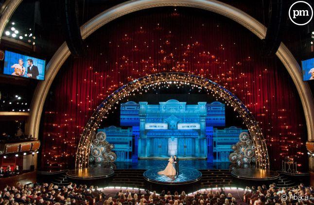 La Cérémonie 2016 des Oscars