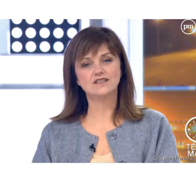 France 2 val rie maurice remplacera philippe verdier la pr sentation de la m t o puremedias - Meteo france 2 presentatrice ...