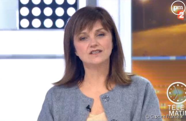 """Valérie Maurice présente """"Point Route"""" dans """"Télématin"""""""
