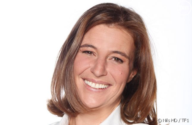 Elisabeth Durand, la directrice des antennes du groupe TF1