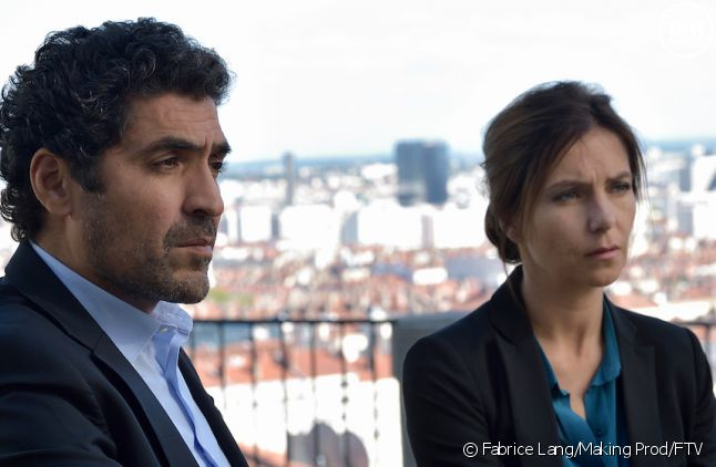 "Abdelhafid Metalsi et Carole Bianic dans ""Chérif"""