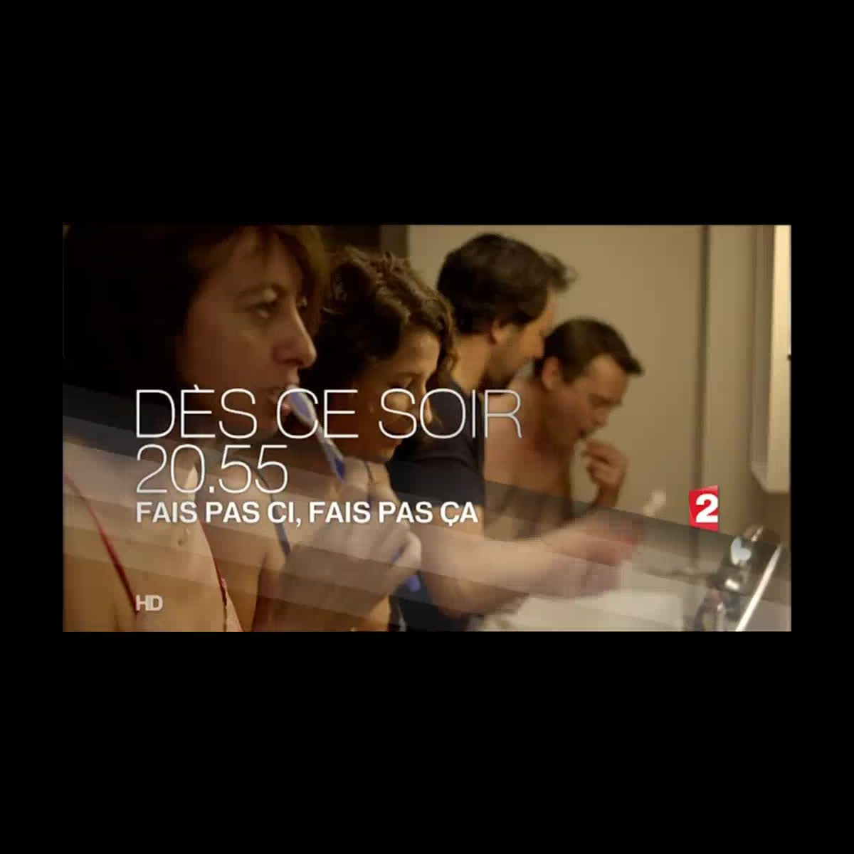 fais pas ci fais pas a la saison 8 d s ce soir sur france 2 puremedias. Black Bedroom Furniture Sets. Home Design Ideas