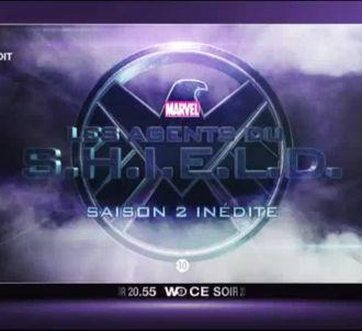 'Marvel, les agents du SHIELD' de retour ce soir sur W9