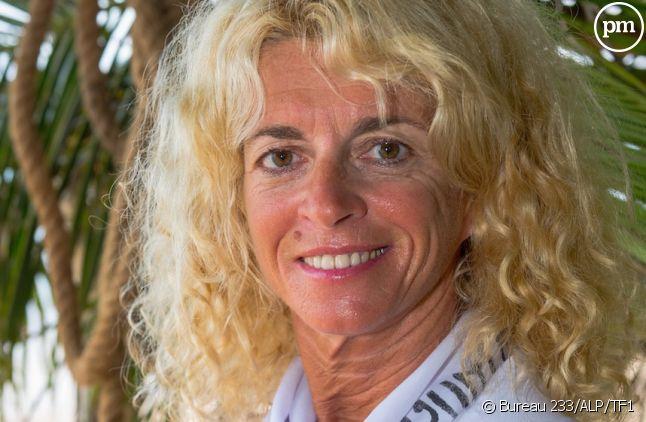 "Carole, candidate de ""Koh-Lanta"" 2016"