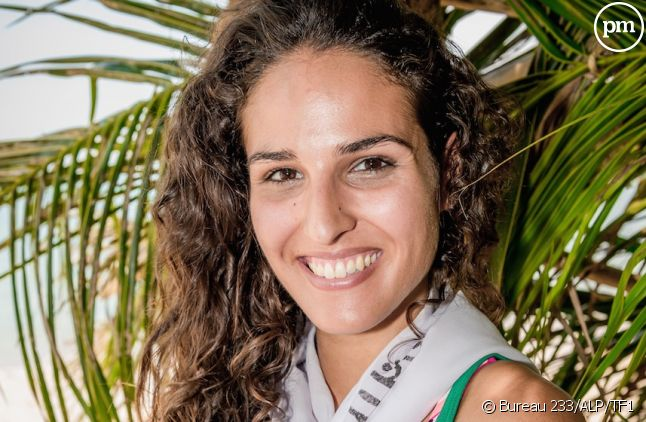 """Cassandre, candidate de """"Koh-Lanta"""" 2016"""