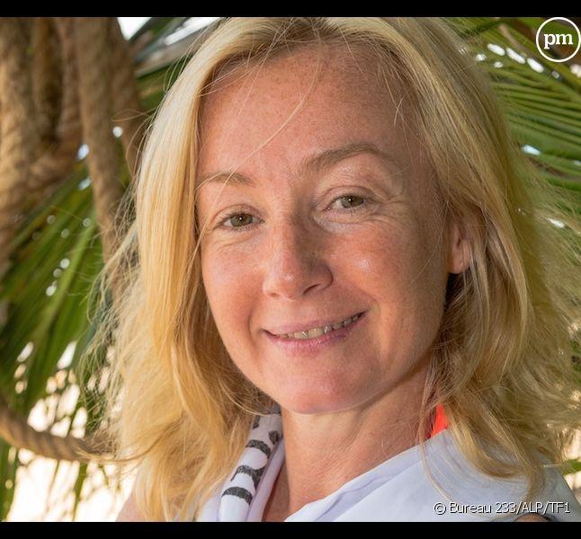"""Céline, candidate de """"Koh-Lanta"""" 2016"""