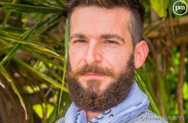 "Julien, candidat de ""Koh-Lanta"" 2016"