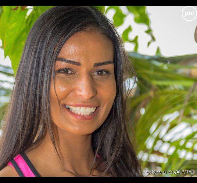 """Karima, candidate de """"Koh-Lanta"""" 2016"""