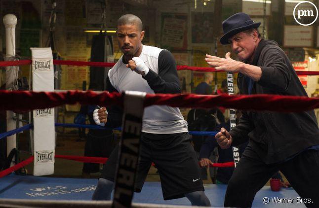 """""""Creed - L'Héritage de Rocky Balboa"""" démarre en tête du box-office"""